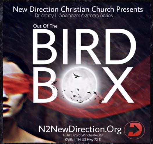 When the Church is the Bird Box